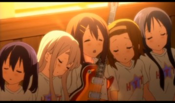 けいおん!! 第20話「またまた学園祭!」 1