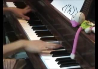 【けいおん!!】「Utauyo!!MIRACLE」を弾いてみた【ピアノ】