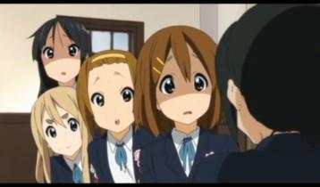 けいおん!! 第24話(最終回)「卒業式!」 2