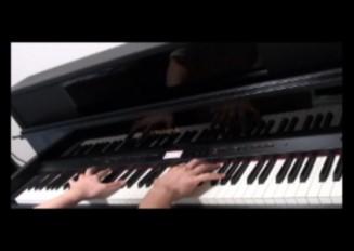 [おとめ妖怪ざくろ OP]MOON SIGNALをピアノで弾いてみた[スフィア]