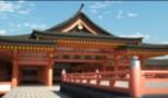 美しすぎる厳島神社の3Dモデリング映像