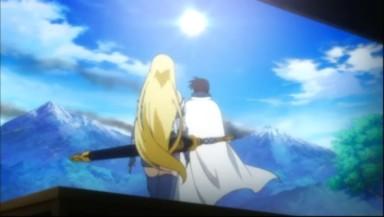 伝説の勇者の伝説 第24話(最終話)「遠い日の約束」2
