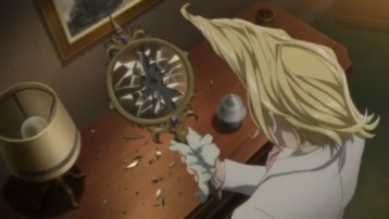 GOSICK -ゴシック- 第1話「黒い死神は金色の妖精を見つける」4