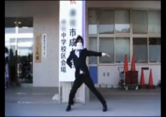 【鎖音マツ】成人式でGO!GO!明るい社会踊ってみた【祝成人】