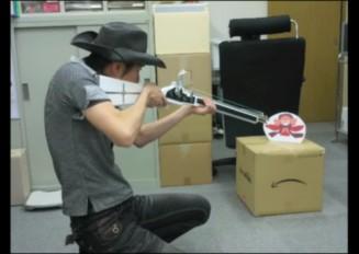 ボクと契約して、マスケット銃を作ってよ!