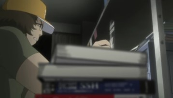 Steins;Gate 4話「空理彷徨のランデヴー」 2