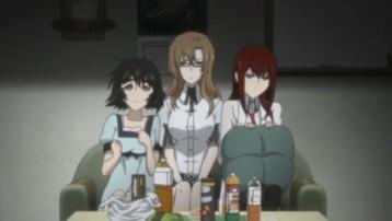 SteinsGate-シュタインズ・ゲート- 7話1