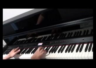 [ゆるゆり OP]ゆりゆららららゆるゆり大事件をピアノで弾いてみた