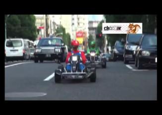 日本の公道でマリオカート!【渋谷・原宿・表参道】