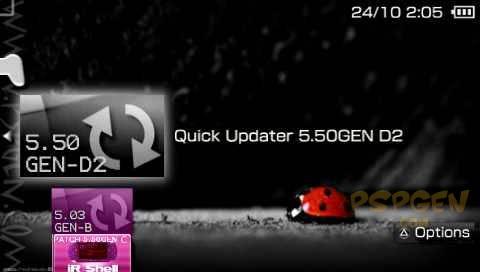 Quick updater 5