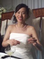かなざわ先生 結婚式2