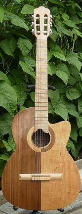 菊ギター第12号弾き比べ