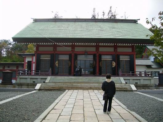 拝殿全景1