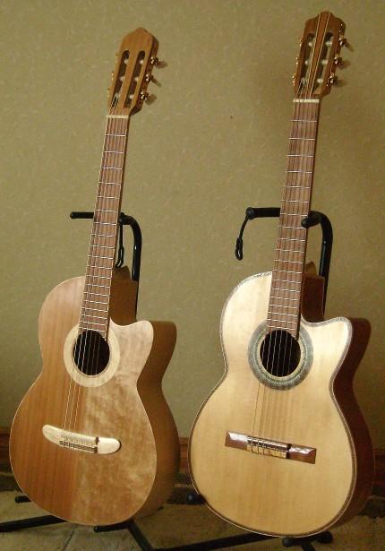 第14号と第15号 菊ギター第15号