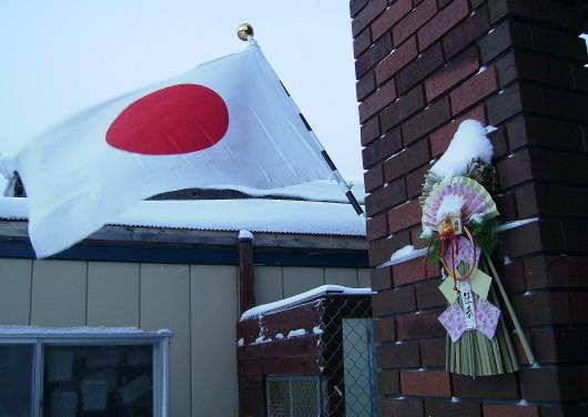 2010年元日旗