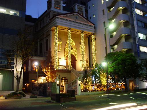 赤坂ル・アンジェ教会①
