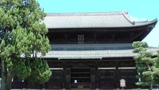 2009.8.14 東福寺「本堂」