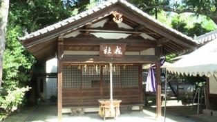 桜井神社 上神谷戎社