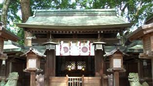 桜井神社 本殿