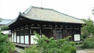 孝恩寺 観音堂