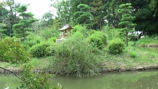 根来寺 庭園