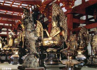 東寺 講堂 立体曼荼羅