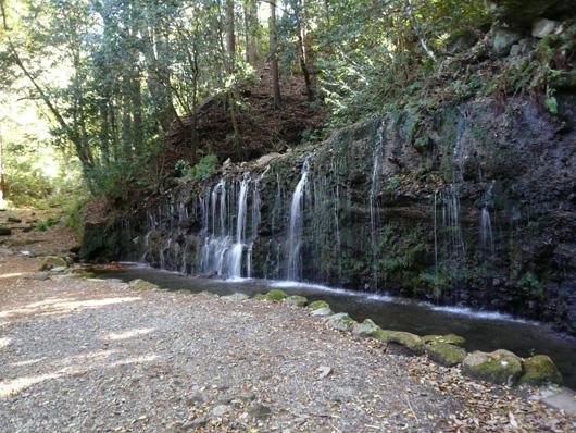 チスジの滝