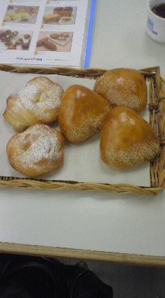 パン作り1号
