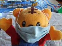 おとこのこ用マスク