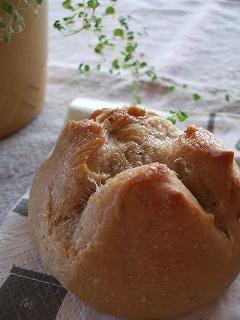 紅茶酵母パン