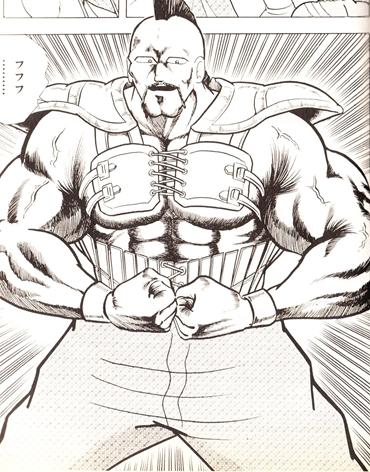 強力の神「お前にはこの強力の神が力を貸すぜ」