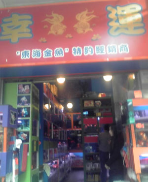 香港金魚店2