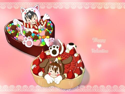 バレンタイン_kira