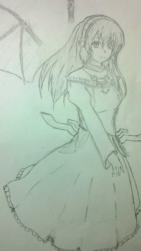 天界女王ルミナス