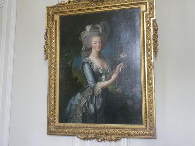 IMGP3714ヴィジェ・ルブランの薔薇を持つマリー・アントワネット