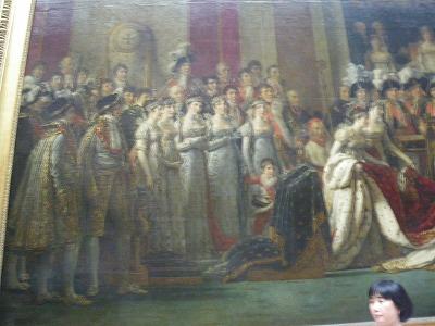 IMGP3917ナポレオンの戴冠式
