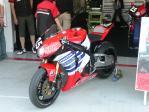 1つ目小僧? #25 HONDA Suzuka Racing teamのCBR1000RR