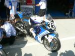 #33 Keihin Kohara Racing teamのCBR1000RR