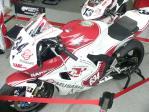 #634 MuSASHi RT ハルクプロの小林龍太選手が乗るCBR600RR(ST600)