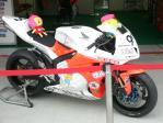 #99 テルル・ハニービーレーシングのCBR600RR野田機