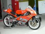 J-GP3クラスの#6 18GARAGE RACING TEAMのRS125R