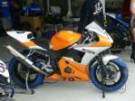 #70 レイラスポーツのYZF-R6(J-GP2クラス)