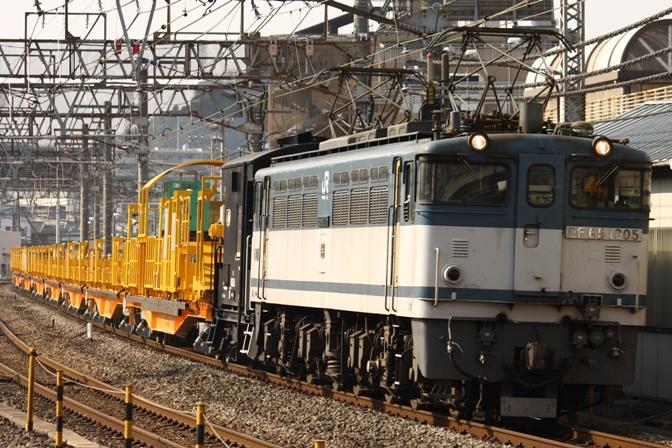 EF65 1005