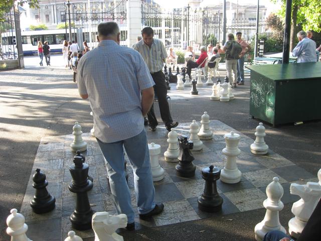 街角チェス