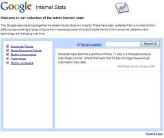 internet stutus