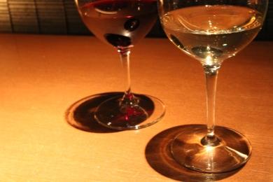 ワインとともに・メリークリスマス