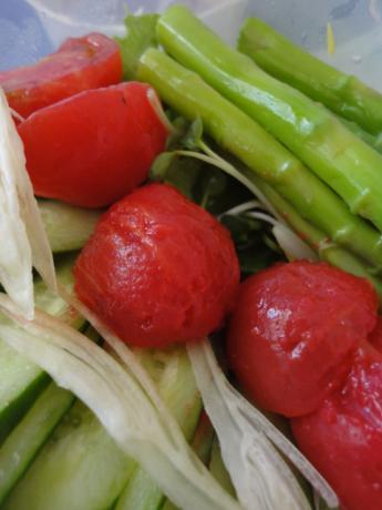 温野菜サラダ!