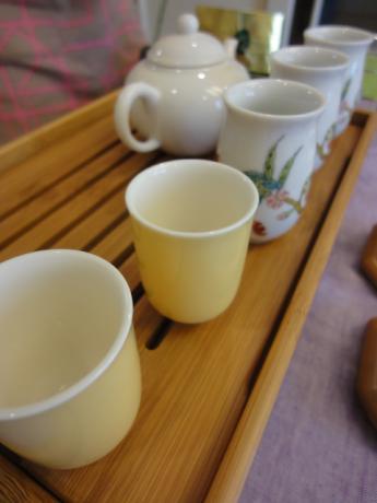 台湾式お茶道