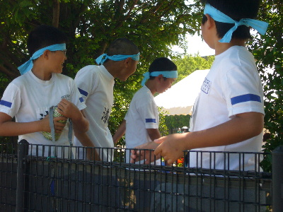 2010年 巻地区体育祭