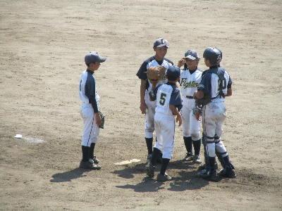 2010年 BSN旗争奪 新潟市少年野球大会